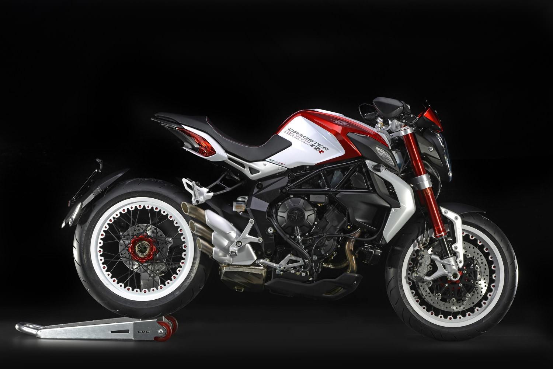 Mv Agusta Dragster 800rr Blau Power Bikes